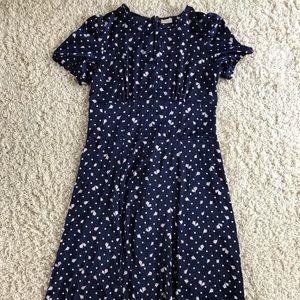 New York & Co Blue Dress. Size 18 NWT